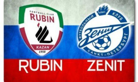 Nhận định Rubin Kazan vs Zenit, 0h00 ngày 14/8: Vòng 3 VĐQG Nga
