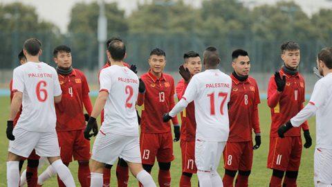 Nhận định U23 Việt Nam vs U23 Palestine, 19h30 ngày 03/8: Tứ hùng U23 quốc tế