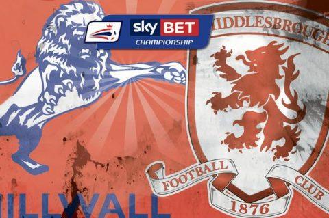 Nhận định Millwall vs Middlesbrough, 21h00 ngày 04/8: Giải hạng nhất Anh