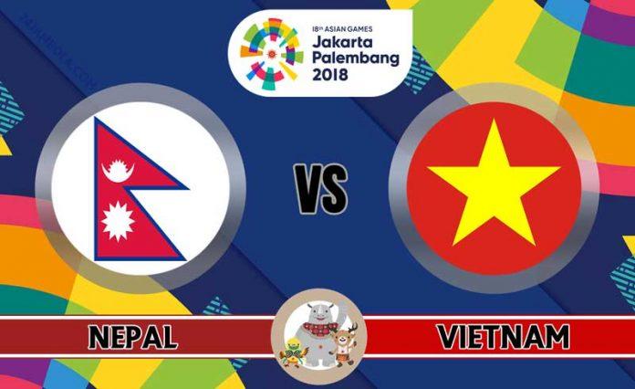 Nhận định U23 Nepal vs U23 Việt Nam, 19h00 ngày 16/8: ASIAD 2018