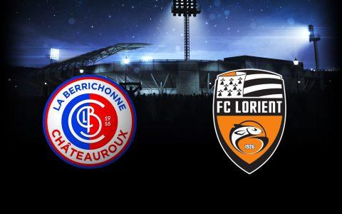 Nhận định Chateauroux vs Lorient, 01h45 ngày 07/8: Hạng 2 Pháp