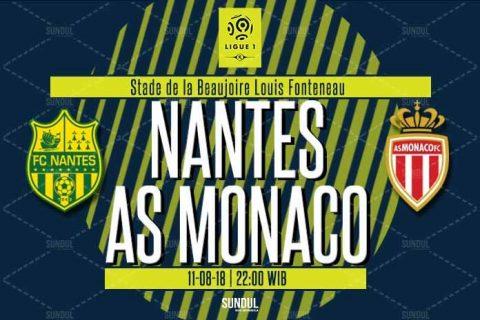 Nhận định Nantes vs Monaco, 22h00 ngày 11/08: VĐQG Pháp