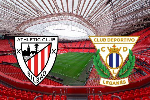 Nhận định Bilbao vs Leganes, 03h00 ngày 21/8: VĐQG Tây Ban Nha