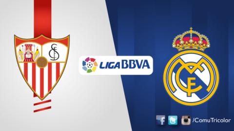 Nhận định Sevilla vs Real Madrid, 03h00 ngày 27/09: VĐQG Tây Ban Nha