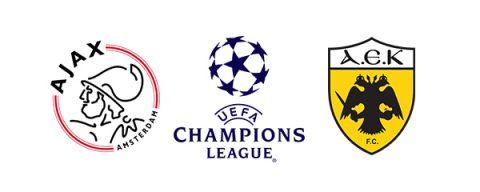 Nhận định Ajax Amsterdam vs AEK Athens, 23:55 ngày 19/09: Giải Cúp C1 Châu Âu