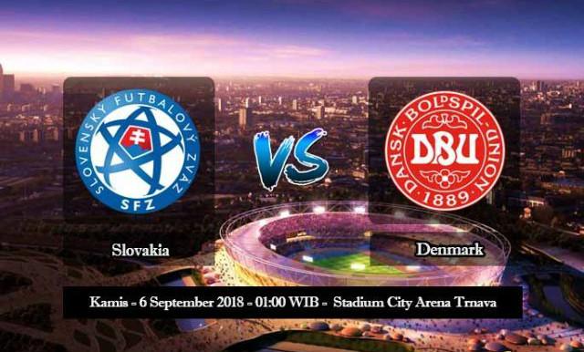 Nhận định Slovakia vs Đan Mạch, 01h45 ngày 06/9: Giao hữu Quốc tế