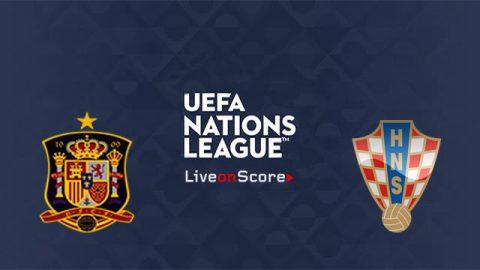 Nhận định Tây Ban Nha vs Croatia, 01h45 ngày 12/09: UEFA Nations League