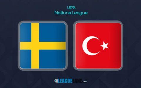 Nhận định Thụy Điển vs Thổ Nhĩ Kỳ, 1h45 ngày 11/9: UEFA Nations League