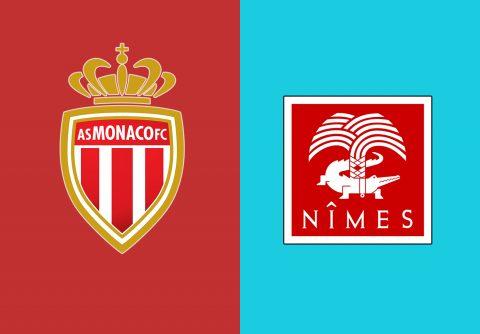 Nhận định Monaco vs Nimes, 01h45 ngày 22/09: VĐQG Pháp
