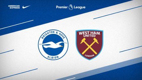 Nhận định Brighton vs West Ham, 02h00 ngày 06/10: Ngoại hạng Anh