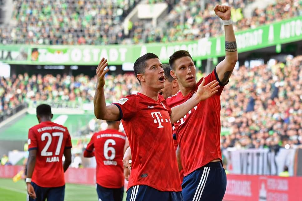 Bayern Munich đang có dấu hiệu hồi sinh