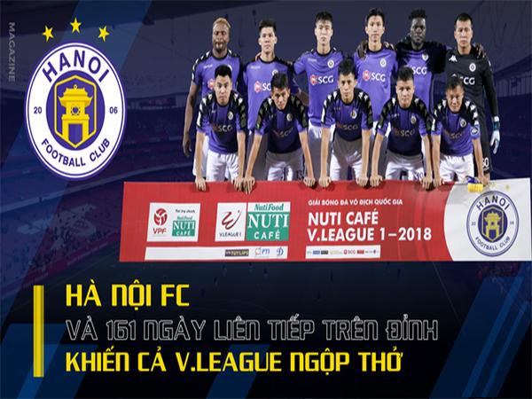 Điều gì khó quên tại V-league 2018, Hà Nội FC vô địch