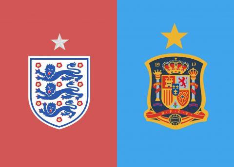 Nhận định Tây Ban Nha vs Anh, 01h45 ngày 16/10: Tiếp đà hồi sinh
