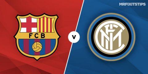 Nhận định Barcelona vs Inter Milan, 02h00 ngày 25/10: Lợi thế sân nhà