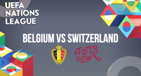Nhận định Bỉ vs Thụy Sỹ, 01h45 ngày 13/10: Thần thái sân nhà