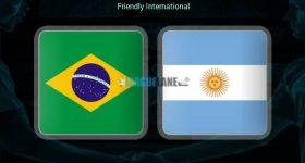 Nhận định Brazil vs Argentina, 00h45 ngày 17/10: Vũ điệu quyến rũ