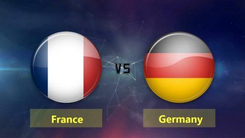 Nhận định Pháp vs Đức, 01h45 ngày 17/10: Tiếp tục gặp khó