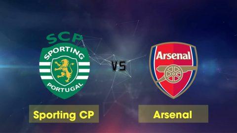Nhận định Sporting Lisbon vs Arsenal, 23h55 ngày 25/10: Dựa đà hưng phấn