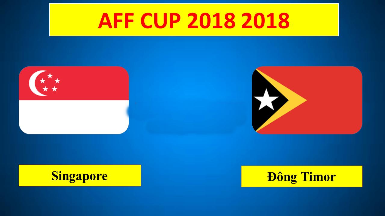 Nhận định Singapore vs Đông Timor, 18h30 ngày 21/11: Chênh lệch thực lực