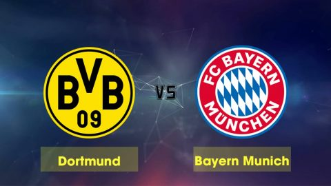 Nhận định Dortmund vs Bayern Munich, 00h30 ngày 11/11: Niềm tin sân nhà