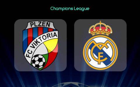 Nhận định Viktoria Plzen vs Real Madrid, 03h00 ngày 08/11: Niềm tin đội khách