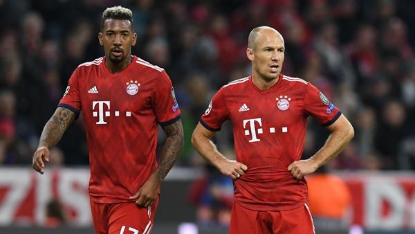 Bayern Munich đang có phong độ cao