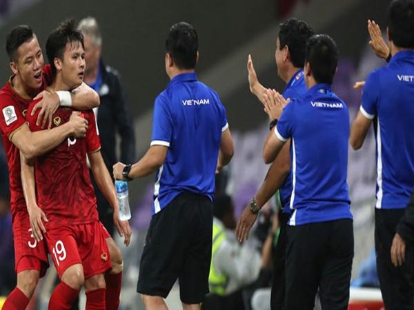Asian Cup 17/1: Báo Hàn hy vọng Việt Nam lọt vào vòng 1/8