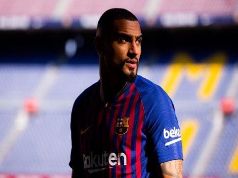 Kevin-Prince Boateng: Tận binh mới của Barca là ai?