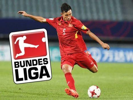 Điểm tin bóng đá Việt Nam sáng 14/3: Văn Hậu có thể sang BundesLiga
