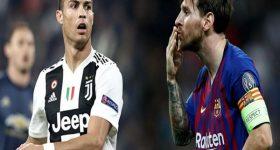 Lionel Messi thăng hoa tiếp tục vượt mặt Ronaldo