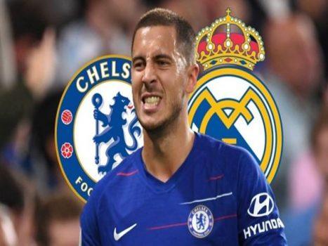 Tin chuyển nhượng 15-4: Thương vụ Hazard gặp khó