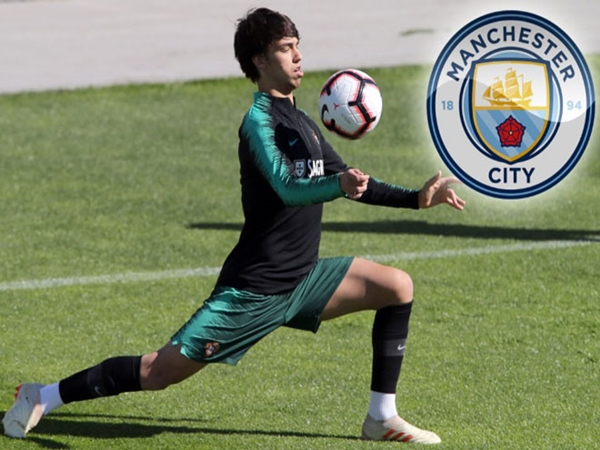 Tin chuyển nhượng: Man City định chơi lớn vụ Joao Felix