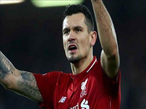 Lovren có thể rời Liverpool sau những ngày tháng ngồi ghế dự bị