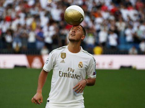 Hazard sẽ ghi bàn nhiều hơn và kiến tạo ít đi tại La Liga