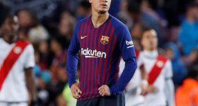Bayern Munich hỏi mượn Coutinho ở Hè 2019