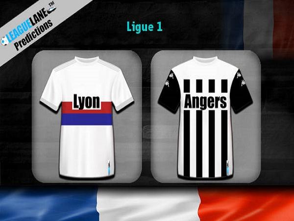 Soi kèo Lyon vs Angers 1h45, 17/08 (VĐQG Pháp)