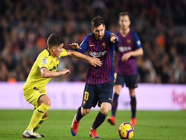 Nhận định kèo Châu Á Barcelona vs Villarreal (2h00 ngày 25/9)