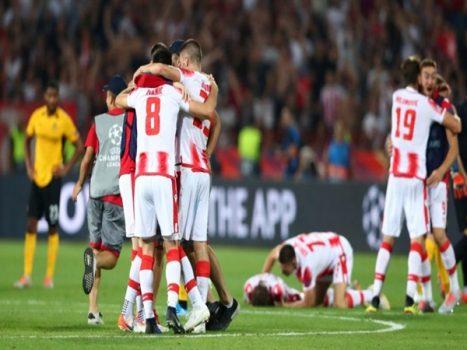 Nhận định tỷ lệ Crvena Zvezda vs Olympiakos (2h00 ngày 2/10)