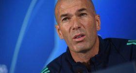 Zidane khẳng định muốn gắn bó trọn đời với Real Madrid