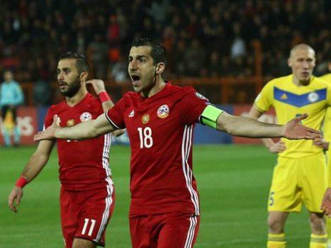 Nhận định tỷ lệ trận Armenia vs Hy Lạp (00h00 ngày 16/11)