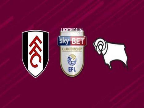 Nhận định Fulham vs Derby County, 02h45 ngày 27/11
