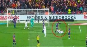 Tin bóng đá TBN 19/12: Alba tát Varane
