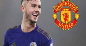 Manchester United nhận tin buồn vụ James Maddison
