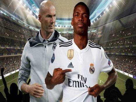 Chủ tịch của Lyon cho rằng Paul Pogba muốn đến Real Madrid hơn Juventus