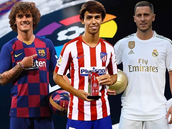 Bóng đá quốc tế sáng 13/3: La Liga bị hoãn do ảnh hưởng của Covid-19