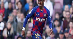 CĐV Barcelona quá chán nản với lối chơi của HLV Quique Setien