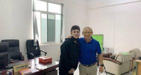 HLV Park Hang-seo tranh thủ học tiếng việt thời dịch Corona