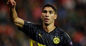 Real Madrid chuẩn bị đưa ngọc quý Hakimi trở về Bernabeu