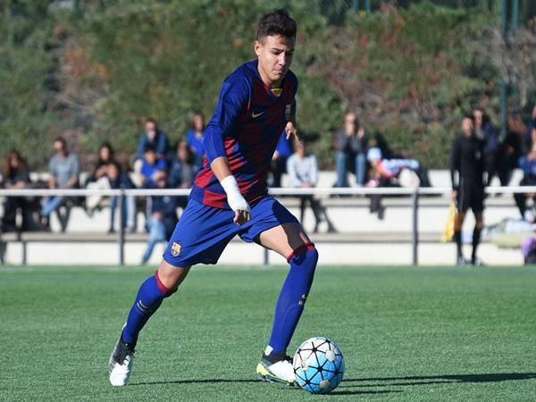 Sao trẻ đội bóng Barcelona đồng ý gia nhập Manchester United
