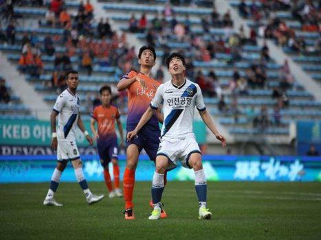 Nhận định bóng đá Incheon United vs Gangwon FC (17h30 ngày 5/6)